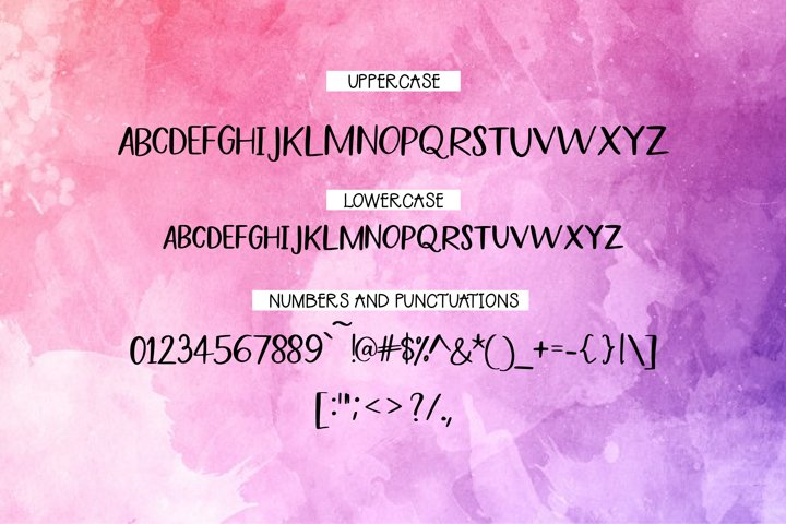 Morning Glory Font Duo  - Free Font of The Week Design3