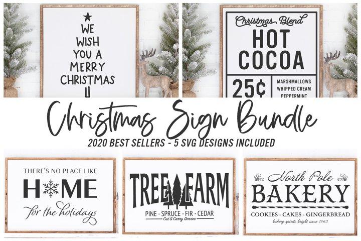 Christmas 2020 Best Sellers Bundle SVG |Christmas Cut File