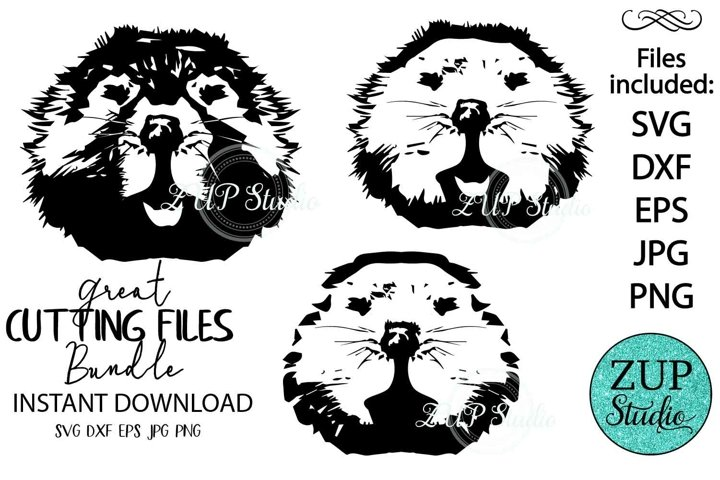 Beaver Face design 531