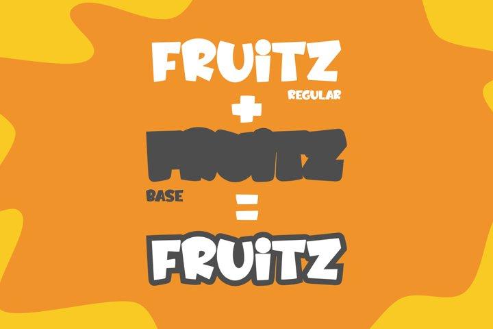 Fruitz - Free Font Of The Week Design13