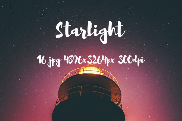 Starlight photo pack