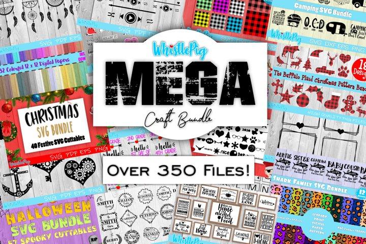 The Whistlpig Mega Crafters Bundle