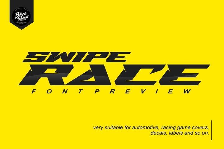 Swipe Race
