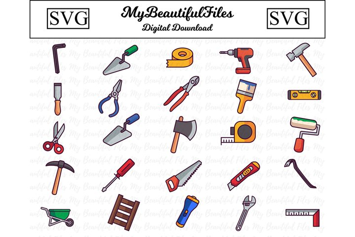 Tools SVG - Tools SVG Bundle