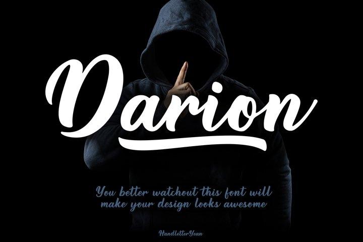 Darion