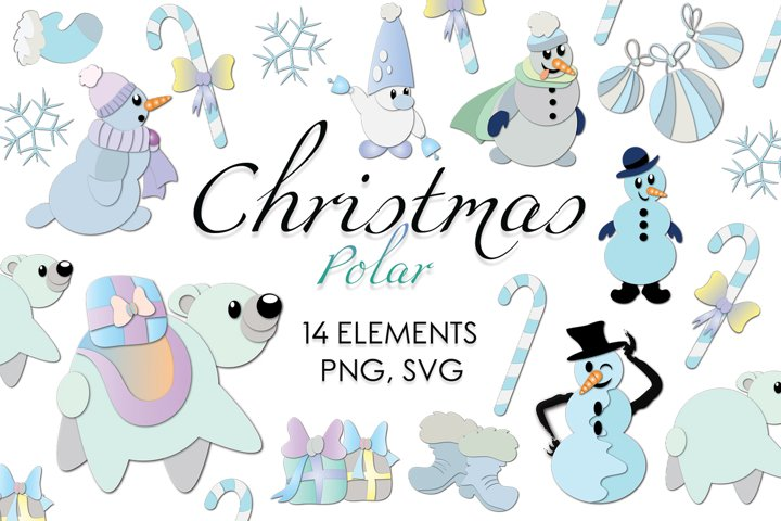 Sublimation Christmas, Christmas, Christmas Svg, Winter Set