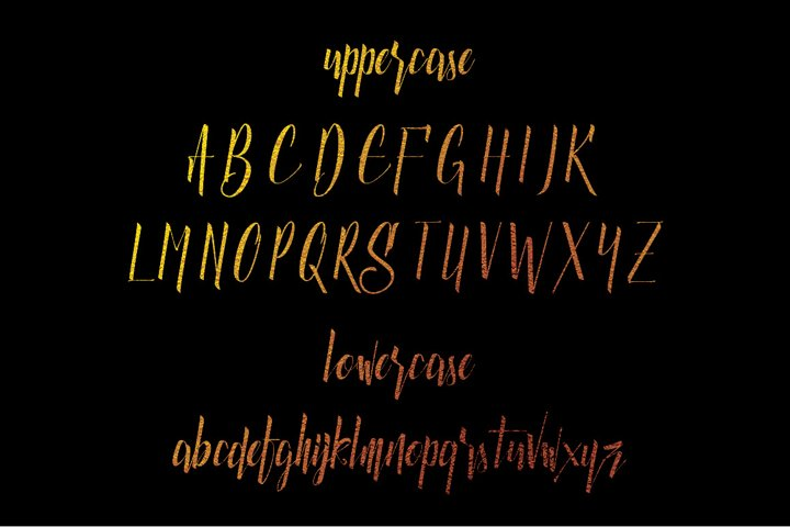 Luxurious Line Typeface - Free Font of The Week Design0