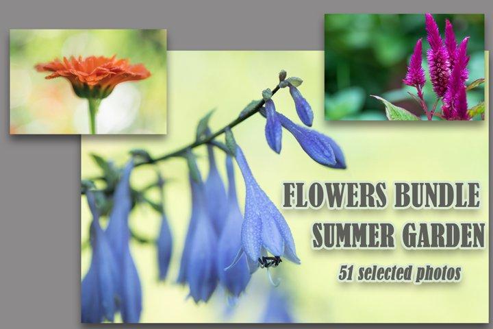 Flowers bundles