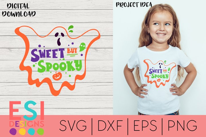 Halloween SVG | Sweet but Spooky| SVG cut files