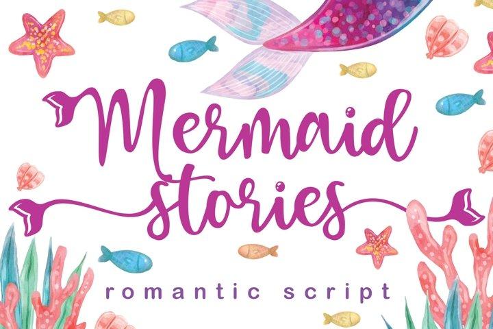 Mermaid Stories