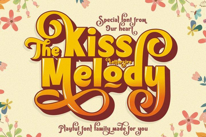 Kiss Melody