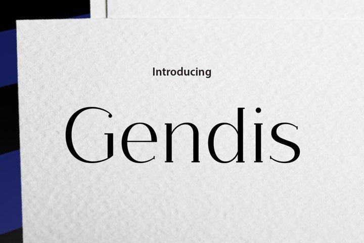 Gendis