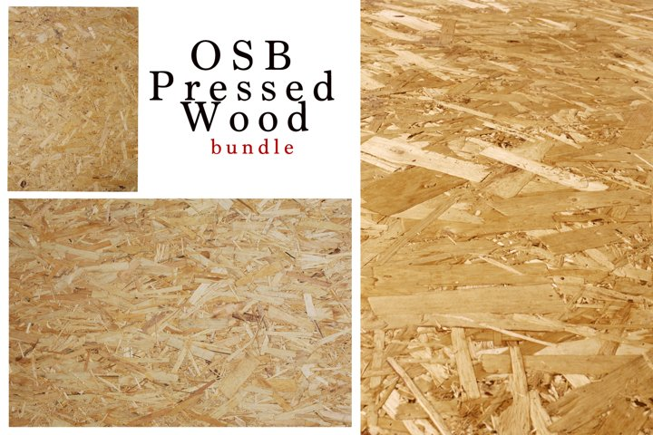 Pressed Wood OSB