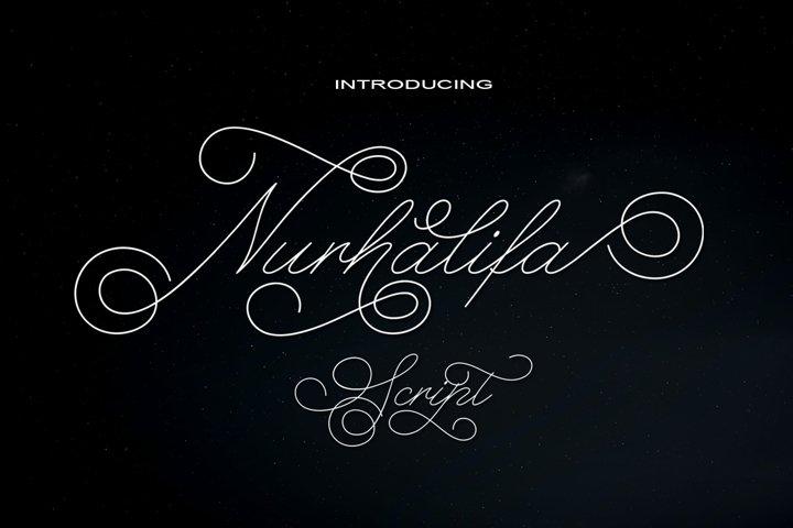 Nurhalifa Script