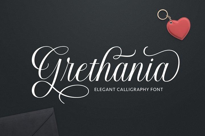 Grethania Script