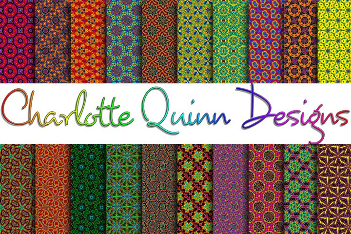 CQ-Digital Paper Kit - Sept 008