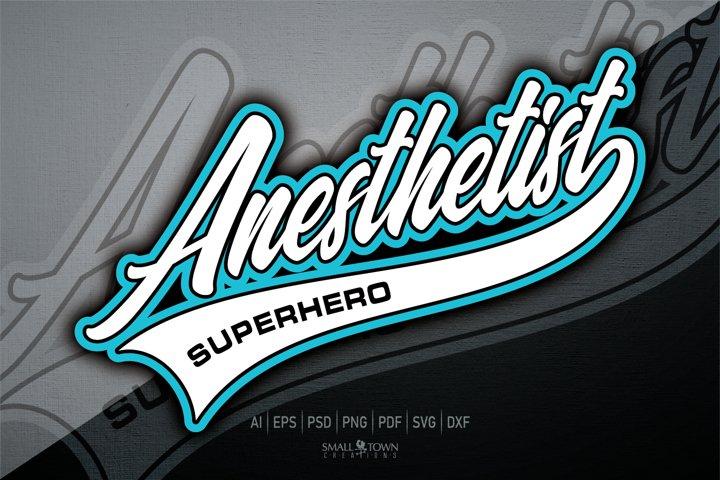Anesthetist, Anesthetist svg, PRINT, CUT & DESIGN