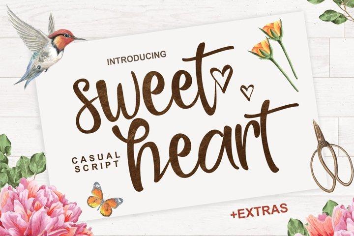 Sweet Heart  + Extras