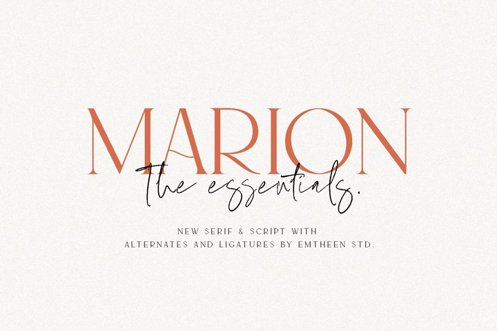 MARION & The Essentials