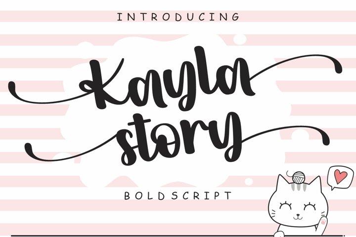 Kayla Story