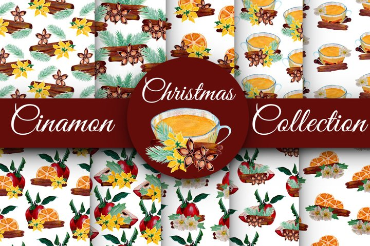Cinnamon Winter Collection