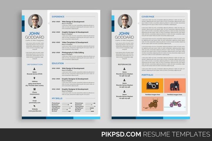 Stylish Resume Template