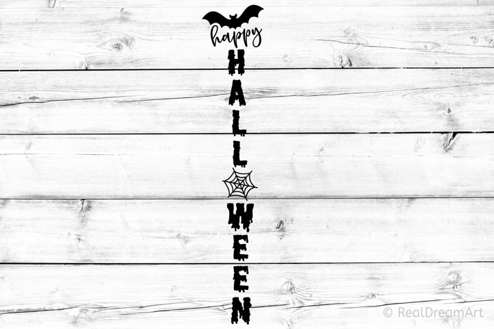 Happy Halloween SVG, DXF, PNG, EPS