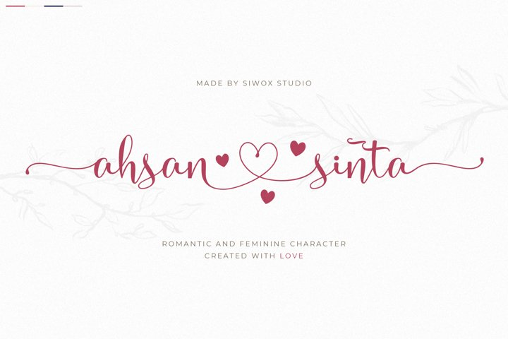 Ahsan & Sinta - Create Your Moment!
