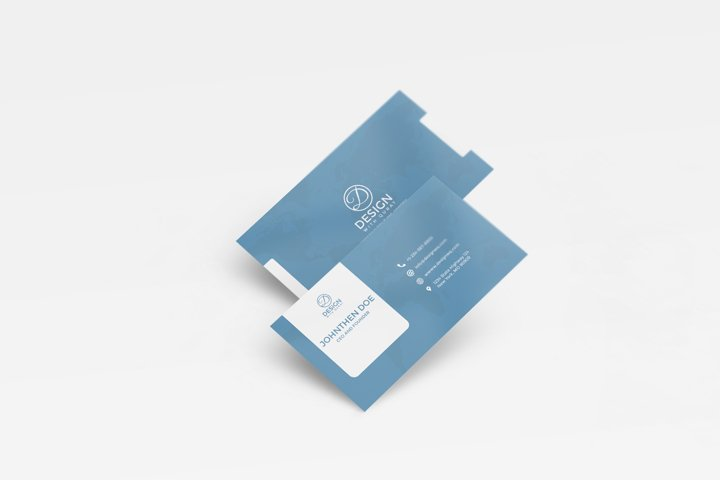 Minimalist Business Card Vol.7