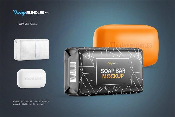 Soap Bar Mockups example 2