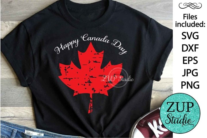 Maple Leaf Canada Day Digital Cutting files file 146