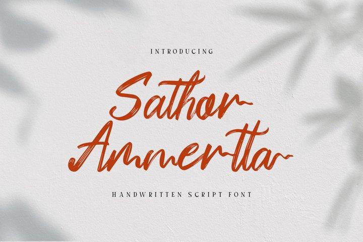Sathor Ammertta