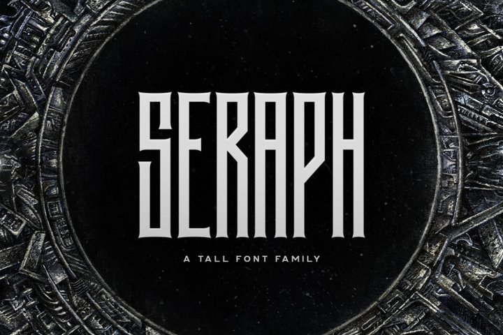 Seraph Typeface