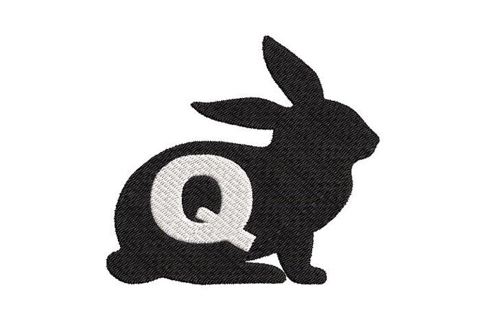 Q ANON 2020 Digital Download Machine Embroidery Design