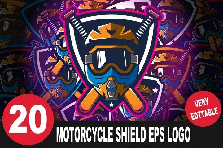 Motorcycle Logo Bundle