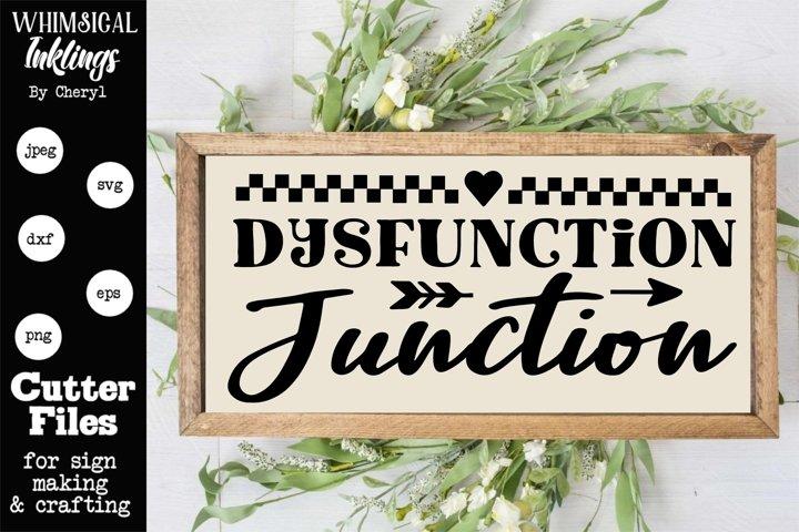 Dysfunction Junction SVG