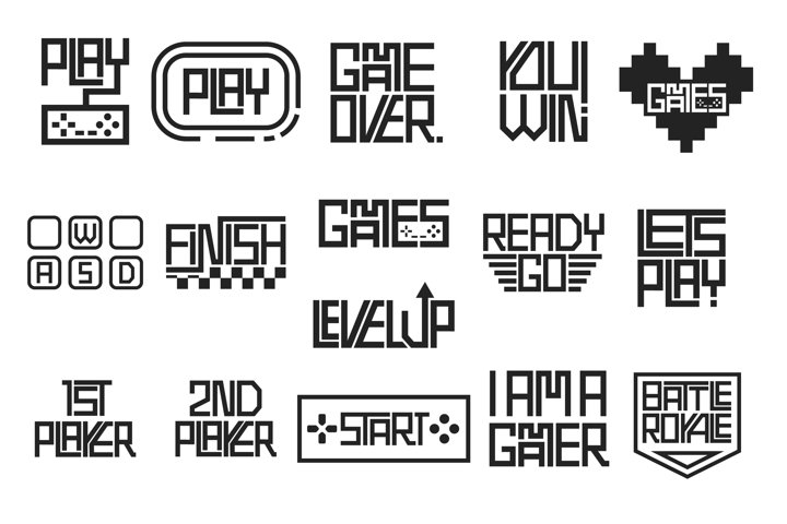 Concepts games text