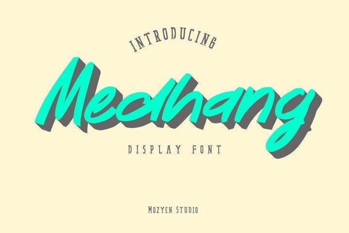 Medhang | Display