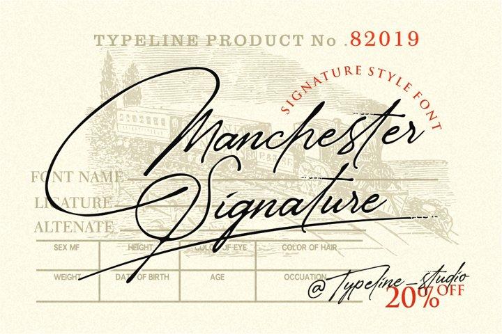 Manchester Signature
