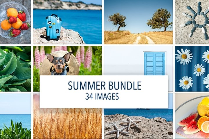 Summer Bundle 34 images