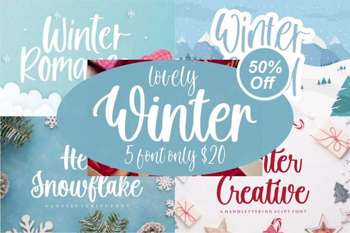 Lovely Winter Bundle