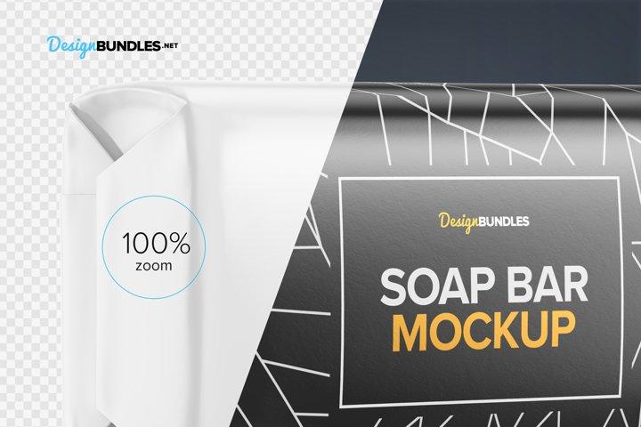 Soap Bar Mockups example 5