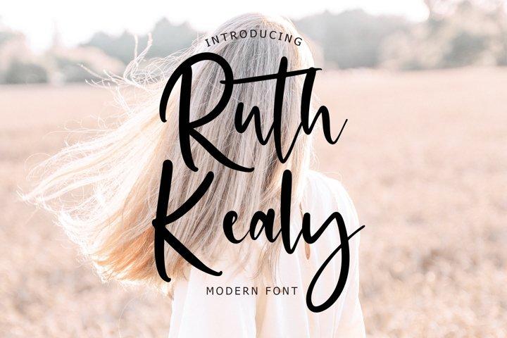 Ruth Kealy