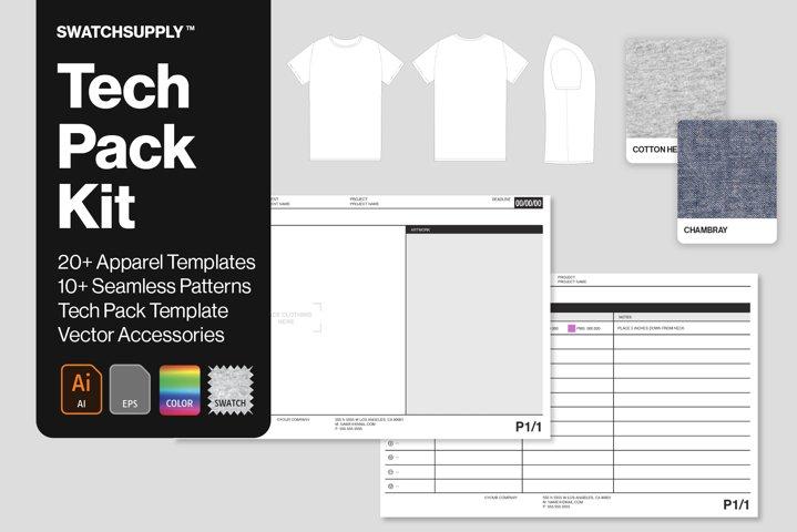 Tech Pack Kit
