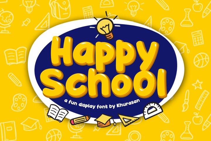 Happy School