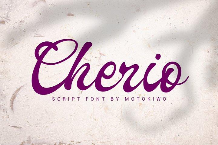 Cherio