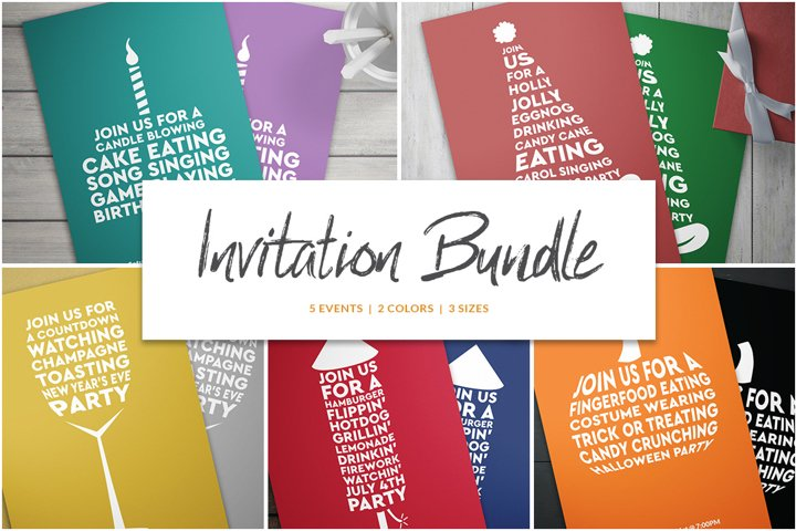 Invitation Package