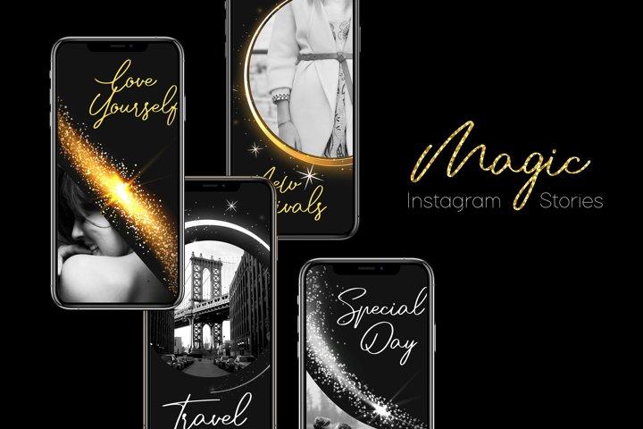 Magic - Instagram Stories