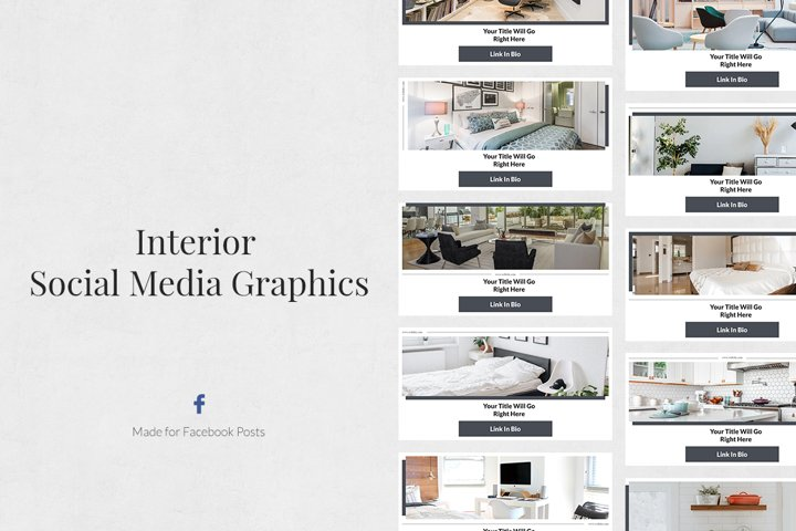 Interior Facebook Posts