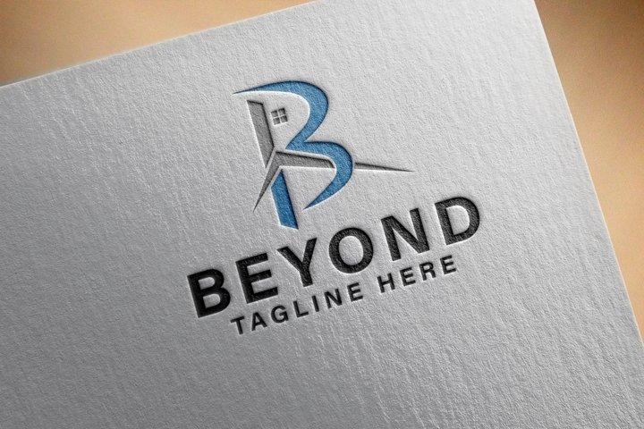 Beyond B Letter Logo